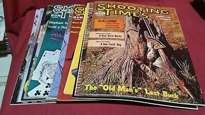 1964 Full Year SHOOTING TIMES Magazine Smith Wesson Colt Winchester Nice! #86