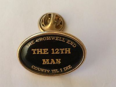 Newport County The Cromwell End The 12th Man badge