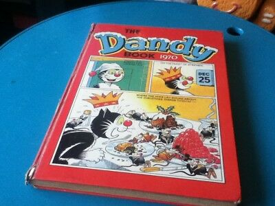 DANDY Book 1970 - unclipped