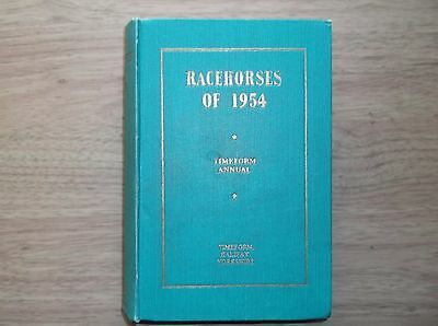 "Timeform ""racehorses Of 1954"""