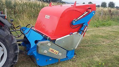 Flail Mower / Shredder Collector I.ME.CA GIGANT Grass Collecter