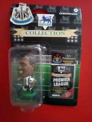 "Corinthian Premier 1995 Football Figure ""les Ferdinand""  New & Sealed"
