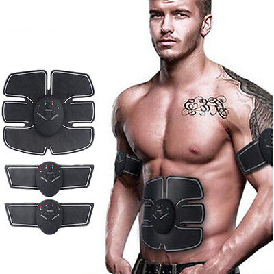 ultimate abs simulator + 2 Arm Belts **SALE** BUY TWO & GET THREE <2=3>