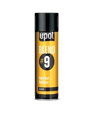 UPOL  BLEND#9 Fade Out Solvent aerosol - ideal for all coatings inc smart repair