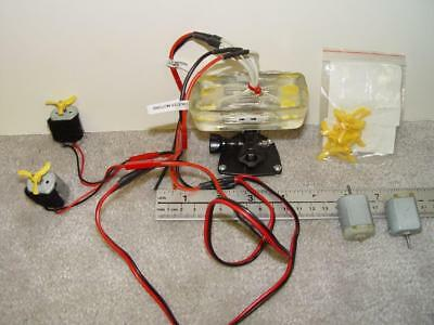 RC RADIO CONTROL OPEN ROV PITCH Stabilization MODIFICATION PACKAGE.