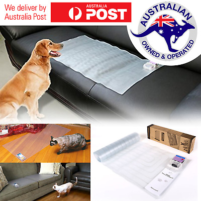 Indoor Static Mat Pet Training Boundary Dog Puppy Cat Barrier Fence Safe Scat