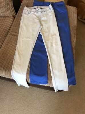 Girls H&M Jeans Age 13/14 Years