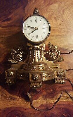 Vintage Clock movement by Sessions (made in usa)