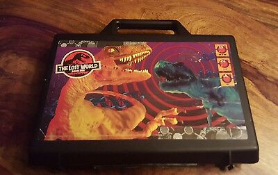 rare 1996 Jurassik Park The lost world lunch box