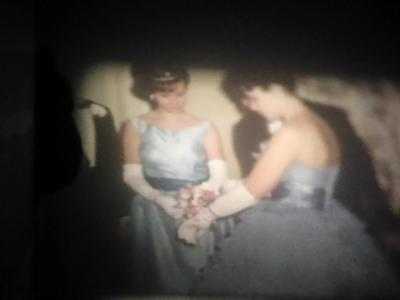 Vintage 8mm Home Movie Film 1960s Prom Fun Family Fashion TESTED