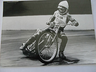 Speedway Photograph--   (389) Jan Andersson