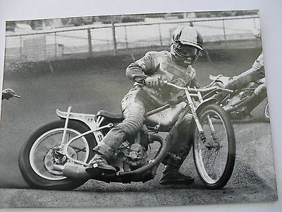 Speedway Photograph--Jan Andersson   (393)