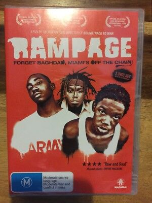 Rampage DVD ***New*** Sealed Quick Dispatch Free Post