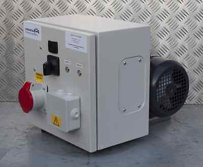 Rotary Converter 2.2KW - Single to 3 Three Phase 240v to 415v
