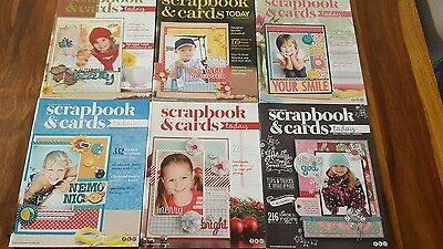 6 Scrapbook & cards today magazine (2012-13)