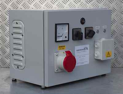 Static Converter 4KW - Single to 3 Three Phase 240v to 415v