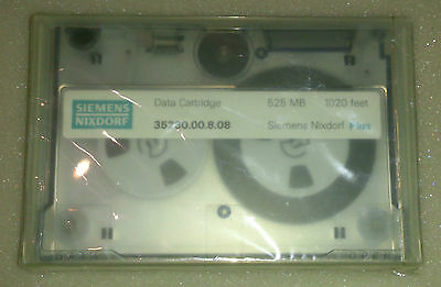 SIEMENS NIXDORF Plus 525 MB DATA CARTRIDGE NEW 35280.00.8.08 NEU & eingeschweißt