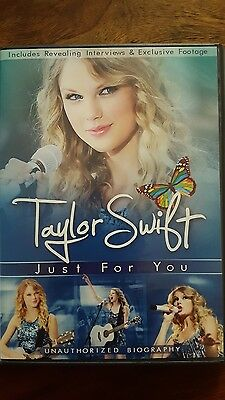 taylor swift just for you dvd (2011)