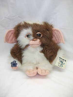 Vintage Gizmo Plush Toy ~ Gremlins 2 ~ By Applause
