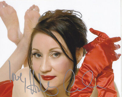 Holly Cole Signed Hot Sexy Jazz Music  8X10 Photo  Exact Proof #4