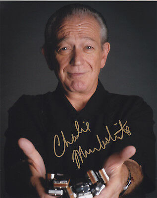 Charlie Musselwhite Signed Autographed Jazz 8X10 Photo  Proof #2