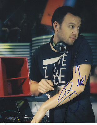 Chris Lake Signed Autographed Edm Dance 8X10 Photo  Exact Proof