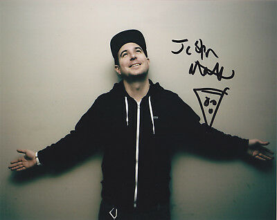 Justin Martin Signed Autograph Dance Music Edm House 8X10 Photo Proof