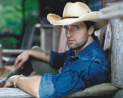 Dean Brody Signed Autographed Country Music 8X10 Photo  Proof #3