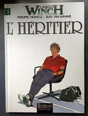 Largo Winch. N°1. L'héritier