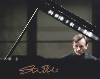Stephen Hough Signed Autographed 8X10 Photo Pianist Piano Exact Proof #2