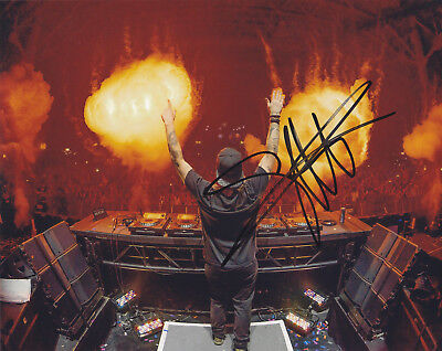 Steve Angello Signed Autograph Edm Music Swedish House Mafia 8X10 Photo Proof