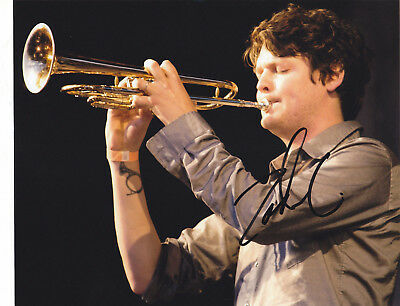 Zach Condon Beirut Signed Jazz Music Autograph 8X10 Photo Proof #2