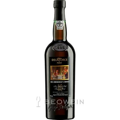 Delaforce His Eminence's Choice 10 Jahre Port 0,75 l Portwein
