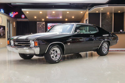 1972 Chevrolet Chevelle  Frame Off Restored! Built GM 454ci V8, TH400 Automatic, Posi, PS, PB, Vintage AC