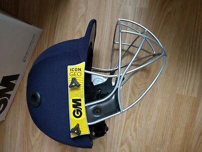 GM icon cricket helmet