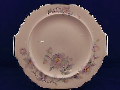 Vintage Limoges Peach-Blo Double-Handled Serving Platter/Ex.Cond./Sebring,OH/USA