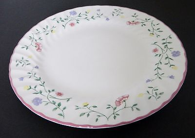 Johnson Bros England 1883 Summer Chintz Pattern 1 Dinner Plate Floral Rim