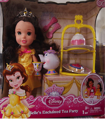 New My First Disney Princess Belle's Enchanted Tea Party from R B Discount