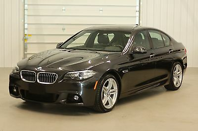 2014 BMW 5-Series 535i xDrive M-Sport 2014 BMW 535i xDrive*M-Sport Pkg*Cold Weather Pkg*Premium Pkg*Driver Assist Pkg