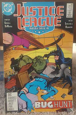 Justice League America #26 (May 1989, DC)