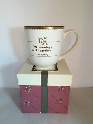 2015 Downton Abbey Tea Cup World Market #2 Lady Mary New In Box