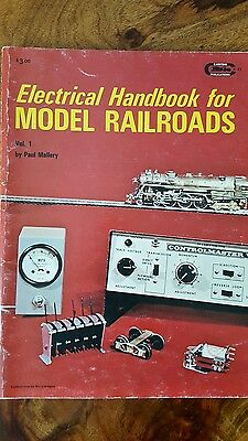 Electrical Handbook for model railroads magazine by Paul Mallery (2nd - 1974)