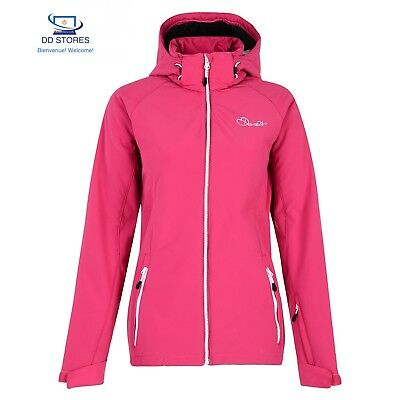Dare 2b, Giacca Softshell Donna Compile, Rosa (Rosa - Electric Pink), 38