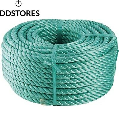 Provence Outillage Corde 10 mm x 40 m Vert