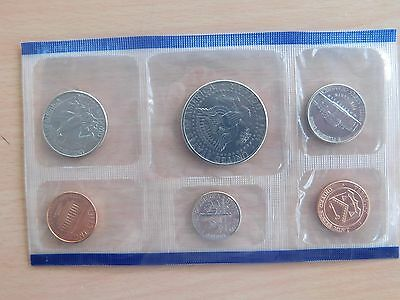 Coins.us.uncirculated.set.1996.p