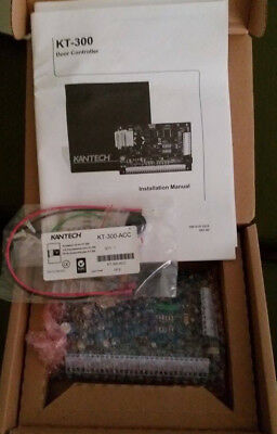 Kantech KT-300 Door Controller KT-300PCB512 and accessory kit
