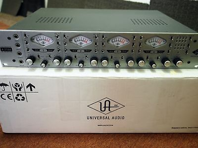 Universal Audio UA 4-710D Twin-Finity 4 Channel Preamp - Twinfinity