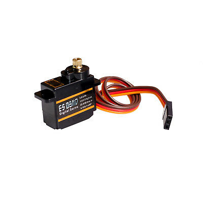 ES08MD Digital Metall Micro Servo 12g 0,08s 2,0kg T-Rex 450 ES08MD