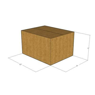 20 boxes with size of 10 x 8 x 6  200# / 32 ECT  New