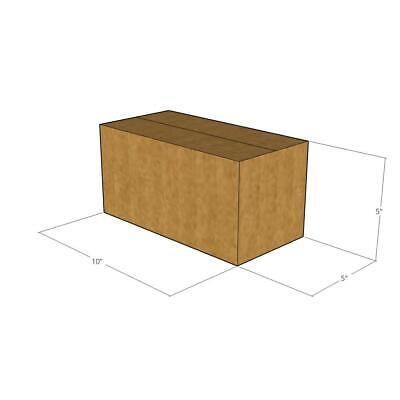 25 11x11x6 Cardboard Shipping Boxes Cartons Packing Moving Mailing Storage Box